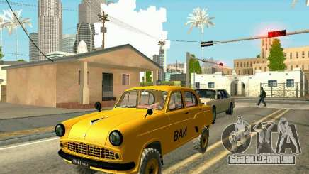 Moskvich 410 Em para GTA San Andreas
