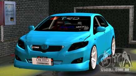 Toyota Corolla Altis para GTA San Andreas