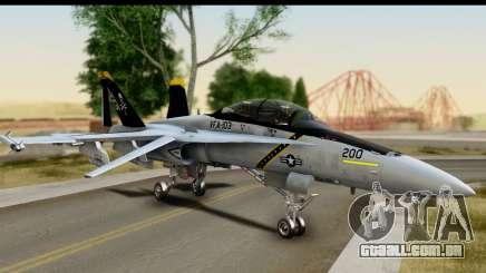 FA-18D VFA-103 Jolly Rogers para GTA San Andreas