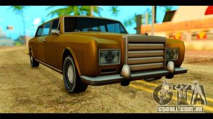 Stafford Limousine para GTA San Andreas