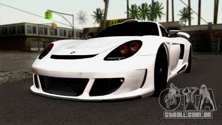 Gemballa Mirage GT v2 Windows Up para GTA San Andreas