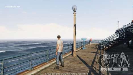 Pesca para GTA 5