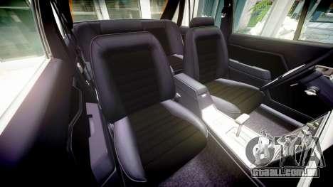 Ford LTD LX 1985 v1.6 para GTA 4 vista lateral