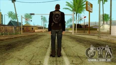 Johnny from GTA 5 para GTA San Andreas segunda tela