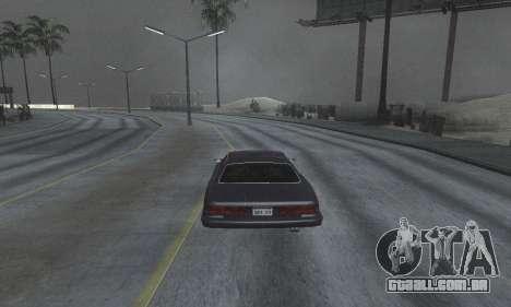 ENB v1.9 & Colormod v2 para GTA San Andreas oitavo tela