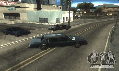 ENB v1.9 & Colormod v2 para GTA San Andreas