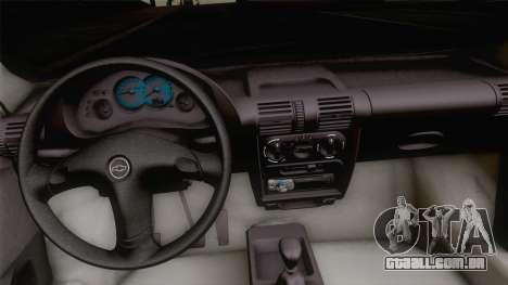 Chevrolet Corsa Classic 2009 para GTA San Andreas vista direita
