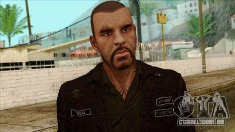 Johnny from GTA 5 para GTA San Andreas terceira tela