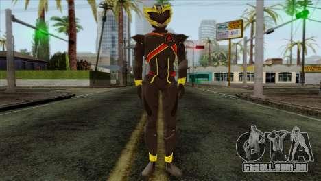 Azazel Satria Garuda para GTA San Andreas