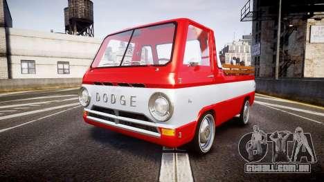 Dodge A100 Pickup 1964 para GTA 4