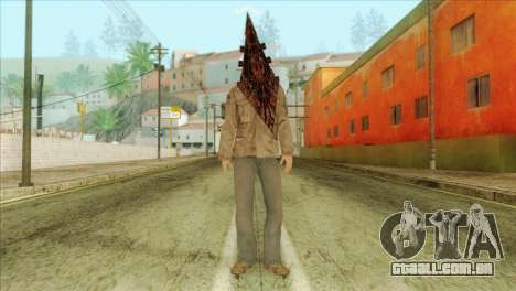 Bogeyman Alex Shepherd Skin without Flashlight para GTA San Andreas