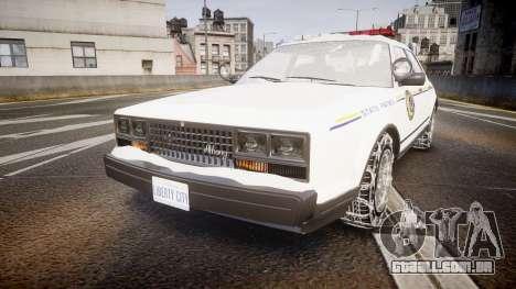 GTA V Albany Police Roadcruiser para GTA 4