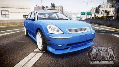 Annis Pinnacle RT para GTA 4