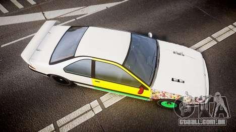 Vapid Fortune Drift v2.0 para GTA 4 vista direita