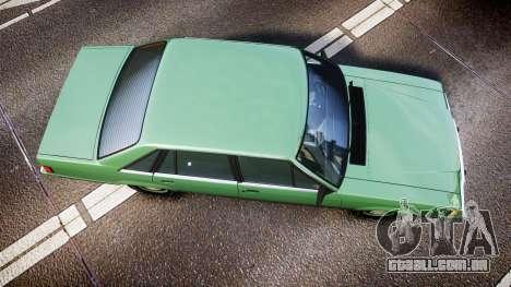 Ford LTD LX 1985 v1.6 para GTA 4 vista direita