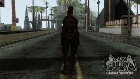 Jefa Suprema from Loquendo Stories para GTA San Andreas segunda tela