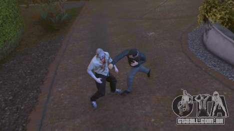 GTA 5 Grand Theft Zombies v0.1a quarto screenshot