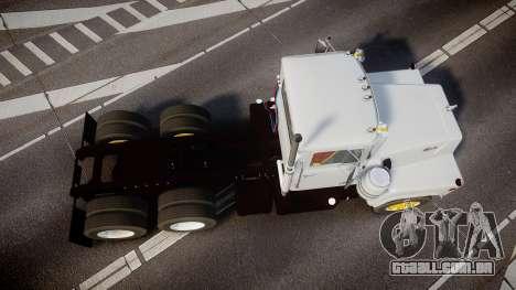 Mack R700 para GTA 4 vista direita