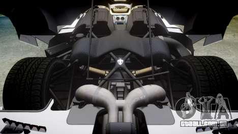 Koenigsegg Agera 2013 Police [EPM] v1.1 PJ1 para GTA 4 vista lateral