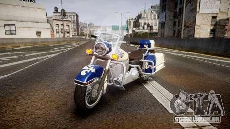 GTA V Western Motorcycle Company Sovereign QC para GTA 4
