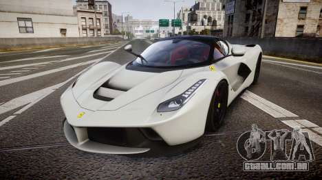 Ferrari LaFerrari 2013 HQ [EPM] para GTA 4