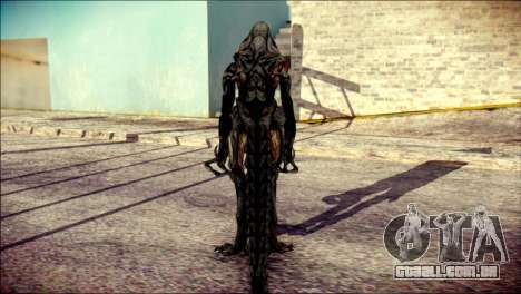 Verdugo Resident Evil 4 Skin para GTA San Andreas segunda tela