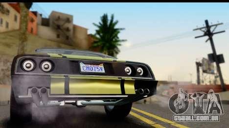 GTA 5 Imponte Phoenix IVF para GTA San Andreas vista direita