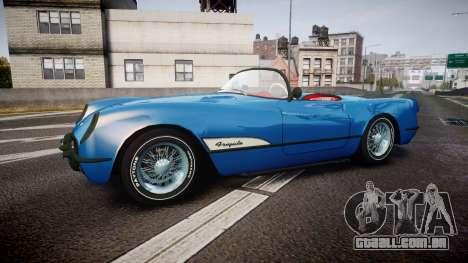 Mafia II Shubert Frigate [EPM] para GTA 4 esquerda vista