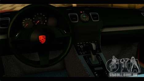 Monster Picador para GTA San Andreas vista direita