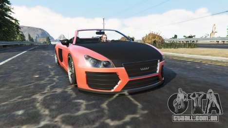 Realista velocidade máxima para GTA 5