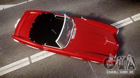 BMW 507 1959 Stock Hamann Shutt VX4 [RIV] para GTA 4 vista direita