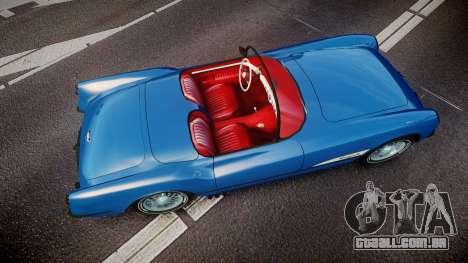 Mafia II Shubert Frigate [EPM] para GTA 4 vista direita