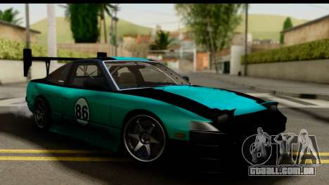 Nissan 200SX S13 Skin para GTA San Andreas