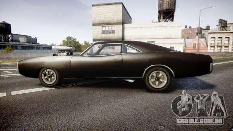 Imponte Dukes Fast and Furious Style para GTA 4 esquerda vista