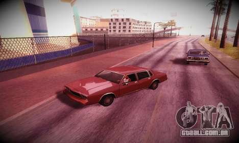 Ebin 7 ENB para GTA San Andreas