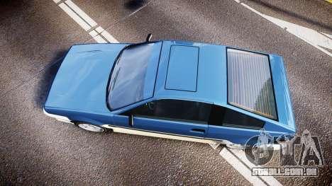 Dinka Blista Compact R para GTA 4 vista direita