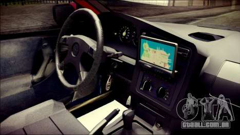 Opel Astra G Caravan para GTA San Andreas vista direita