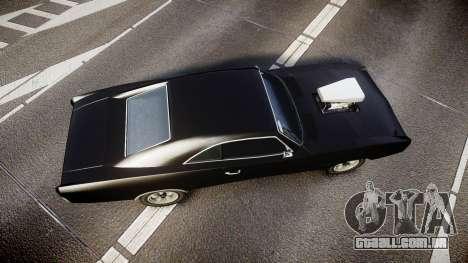 Imponte Dukes Fast and Furious Style para GTA 4 vista direita