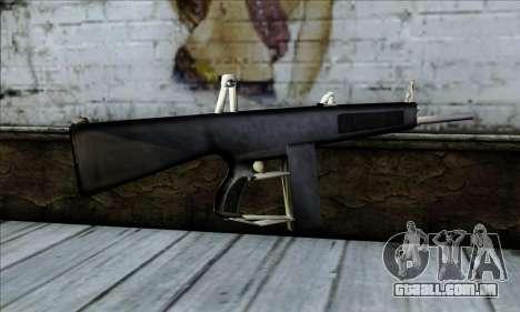AA-12 Weapon para GTA San Andreas segunda tela
