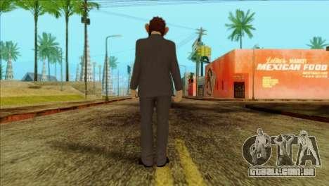 Skin from GTA 5 para GTA San Andreas segunda tela
