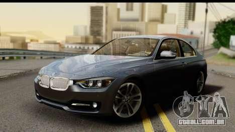 BMW 335i Coupe 2012 para GTA San Andreas