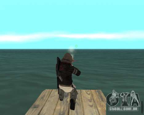 Weapon Sounds By Weazzy para GTA San Andreas