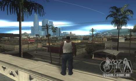 ENB v1.9 & Colormod v2 para GTA San Andreas segunda tela