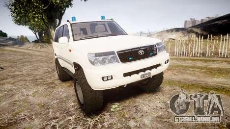 Toyota Land Cruiser 100 UEP [ELS] para GTA 4