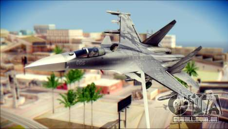 SU-37 Hexagon Madness para GTA San Andreas