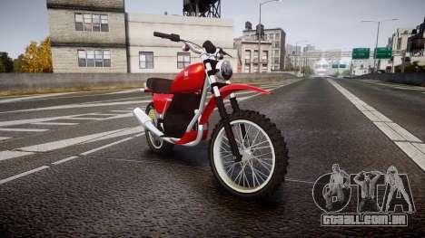 GTA V Dinka Enduro para GTA 4