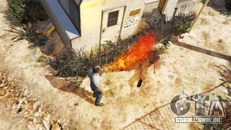 GTA 5 Cuspidor de fogo segundo screenshot