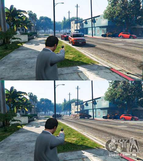 GTA 5 Gota de transporte quarto screenshot