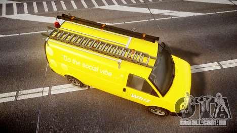 Vapid Speedo Whiz para GTA 4