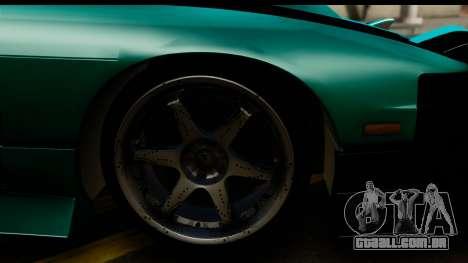 Nissan 200SX S13 Skin para GTA San Andreas vista direita